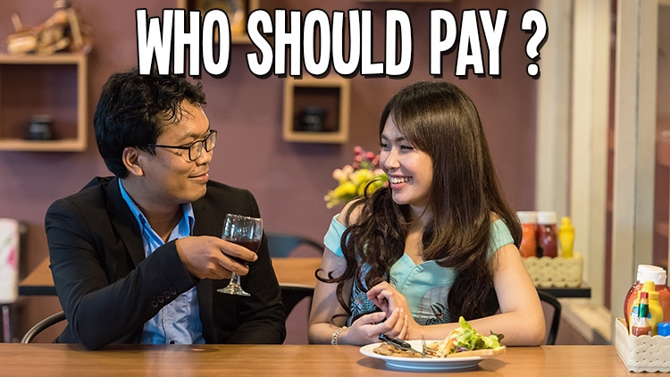 who pays for dinner date