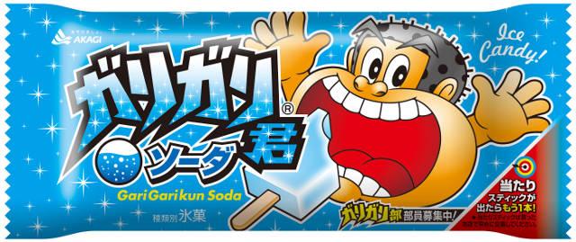 GariGariKun Ice Flavor