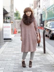 Ojikawa Style Japanese lady
