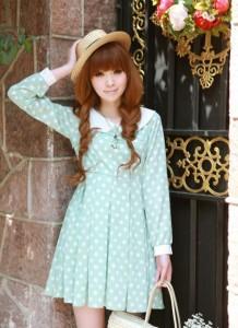 Japanese girly J-POP style