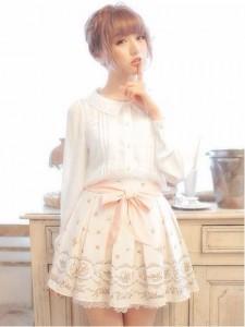 J-POP fashion girl